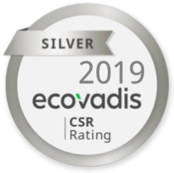 GMS awarded Silver Ecovadis CSR rating