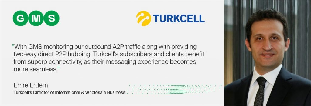 Emre Erdem - Turkcell GMS Global Message Service