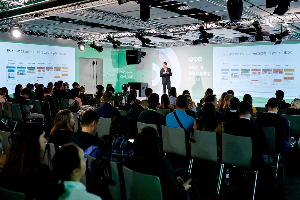 GMS Mobile Marketing Forum Kyiv 2019