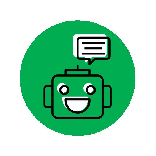 icon chatbot